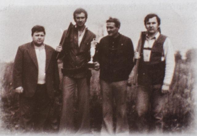 lovci nekada Stara Pazova