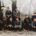 fotografisanje pre početka lova