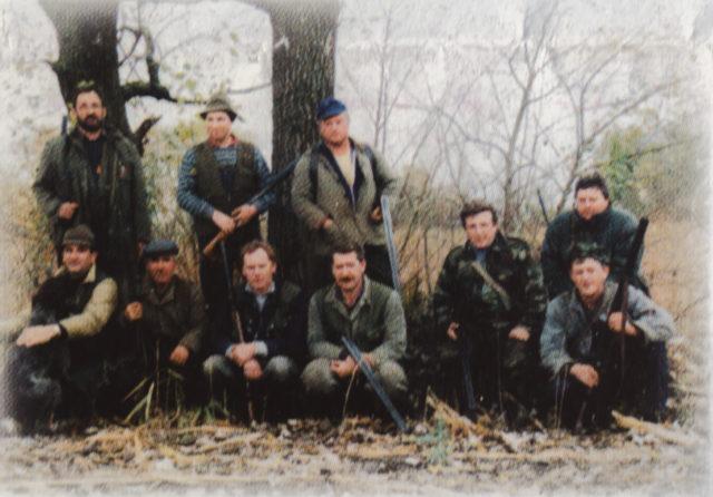 lovci Stara Pazova